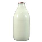 Semi Skimmed Organic 1 Pint Bottle