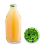 Apple Juice Bottle 1 Pint