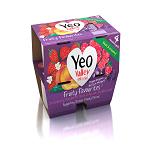 Yeo Valley Organic Fruity 4 Pack Yoghurt