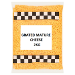 Grated Mat Cheese 2kg