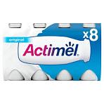 Actimel Original Fat Free Yoghurt Drinks