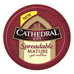 Cathedral Spreadable 125g