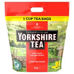 Yorkshire Tea One Cup (1200)
