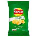 Walkers S&V pack