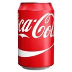 Coke Cans x 6