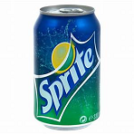 Sprite Cans x 6